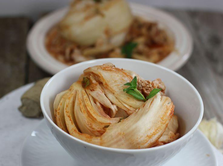Das koreanische Superfood ist eine wahre Wohltat für Körper, Geist & Seele - Der würzige Kohl ist reich an Vitamin A, B und C und ist zudem ein echter Stimmungsmacher!
