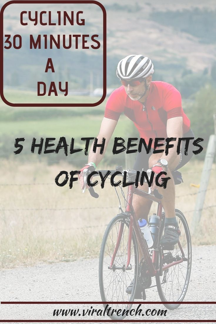 Solve These 5 Health Problems By Cycling Only 30 Minutes A Day In