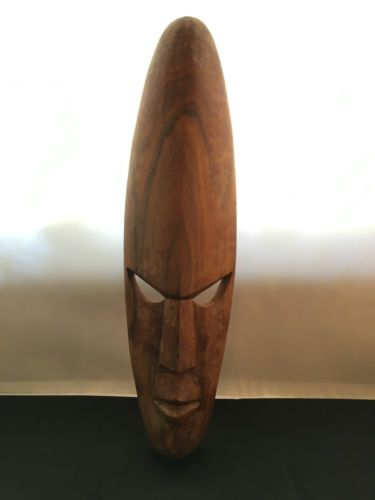 Carved-Wood-Mask-Wall-Sculpture-Decor-M07