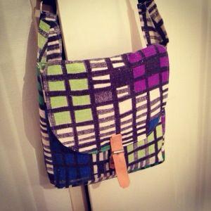 Handbag made by Frokenskogsbar