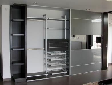 Click To Close Dorm ClosetModern ClosetWalking ClosetStorage