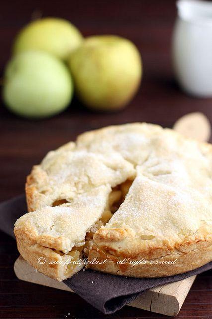 Apple Pie - Fior di Frolla / Donna Hay