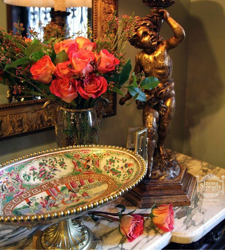 Antique Store Online ~ European Antiques ~ www.inessa.com