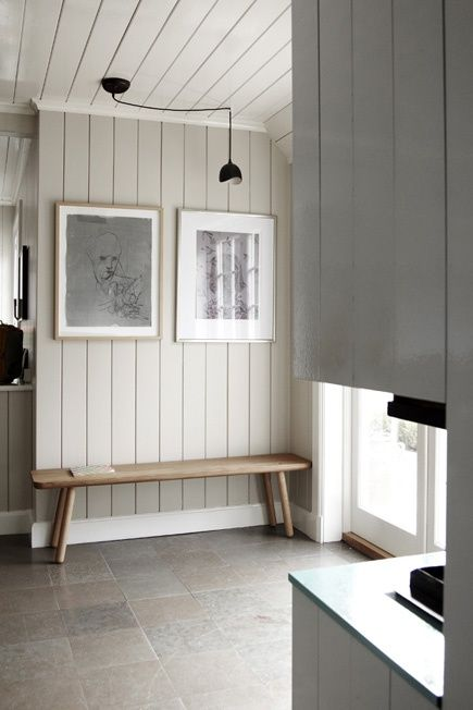 Nice shades of grey, could work in bathroom or kitchen