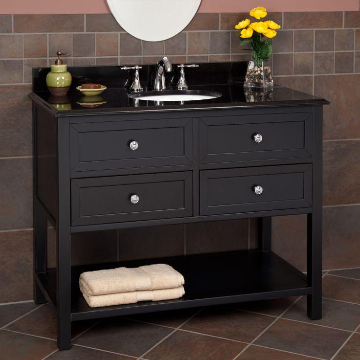 31 best Vanity Cabinets images on Pinterest   Sinks, Bathroom ...
