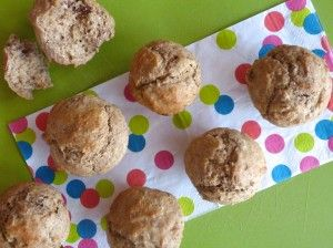 Recette de #muffins aux #bananes à apprendre par cœur