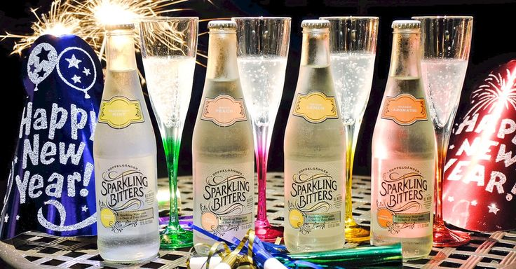Sparkling Bitters NEW YEAR