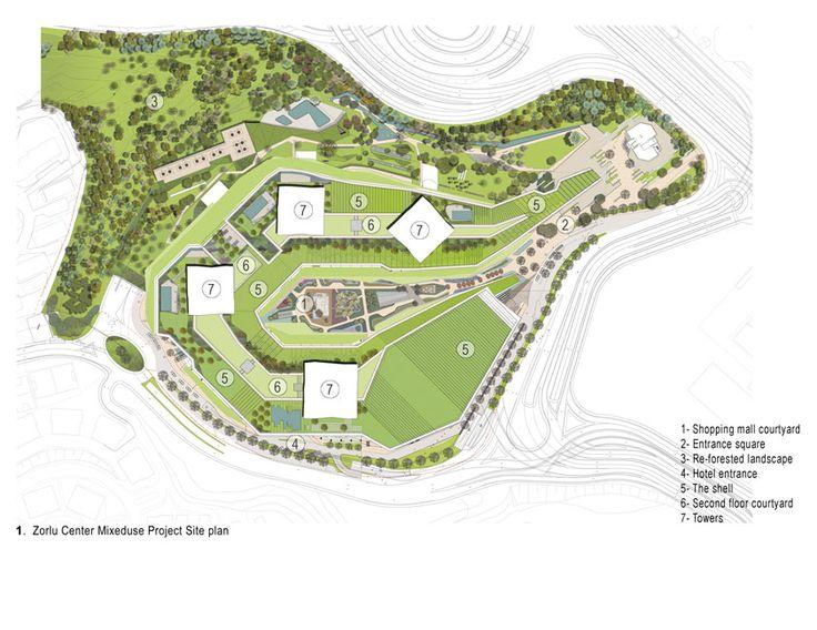 Best Master Plan Images On Pinterest Master Plan Landscape