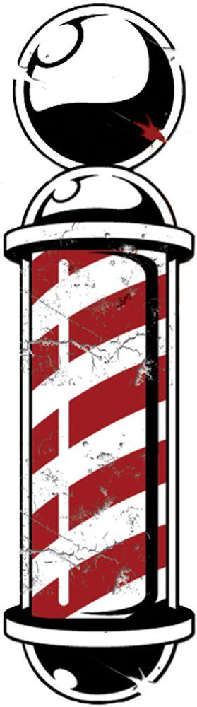 Back Alley Barber Pole