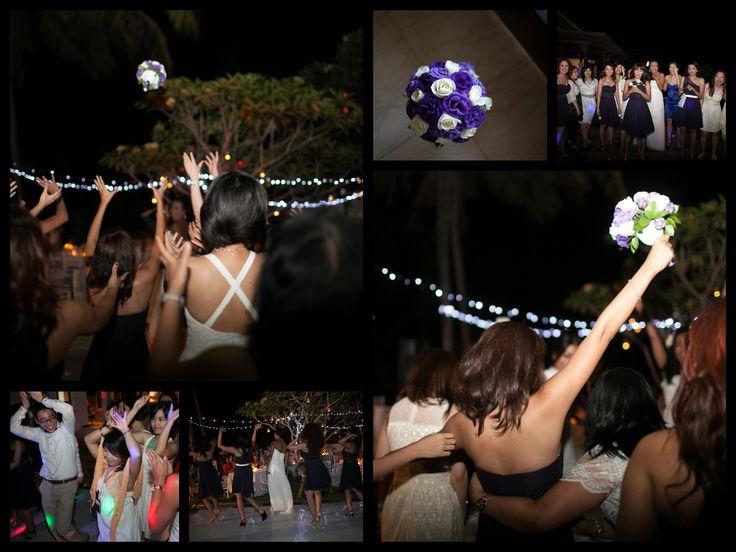 Throw the Bouquet photos