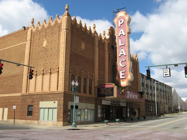 Akron Ohio Downtown Movie Theater S