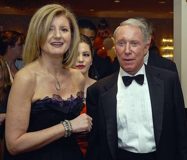 "The White House Correspondents' Dinner over the years  -  April 29, 2017:     2007:  Digital media moguls Arianna Huffington (L) and AOL's James Kimsey (R) met at the dinner hosted by Carson-era impressionist Rich Little on April 21. Bush was subdued at the event that came a few days after the Virginia Tech shooting, commenting, ""I was looking forward to doing a little poking myself but in light of this tragedy at Virginia Tech I decided not to be funny."""