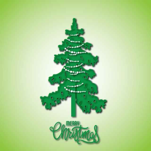 Beautiful Green Christmas Tree Background Christmas Christmas Tree Santa Claus Png And Vector With Transparent Background For Free Download Christmas Tree Background Green Christmas Tree Green Christmas