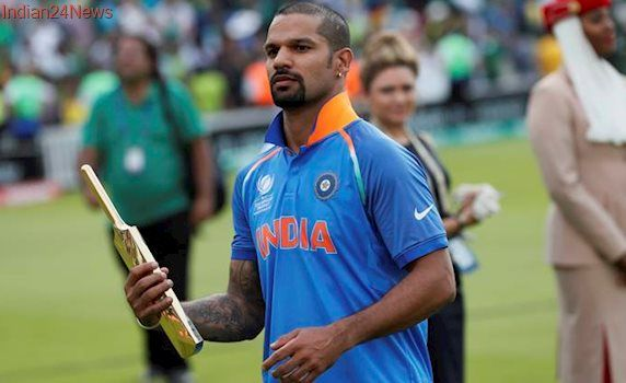 Proud of our team to have fought hard in this CT17, says Shikhar Dhawan