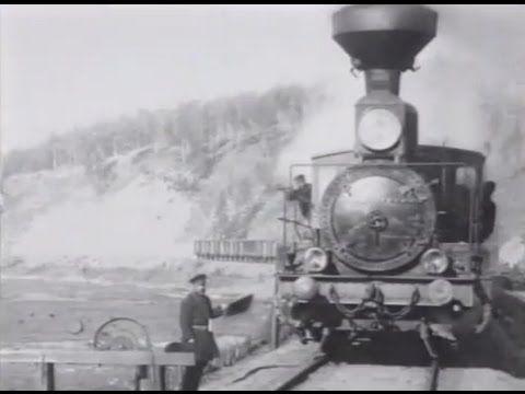 EL TRANSIBERIANO - Historia de los ferrocarriles rusos