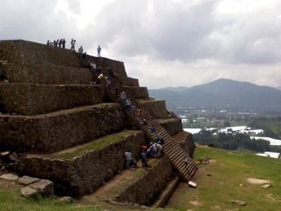 Pyramids of San Felipe Michoacan, Zitacuaro, Mexico
