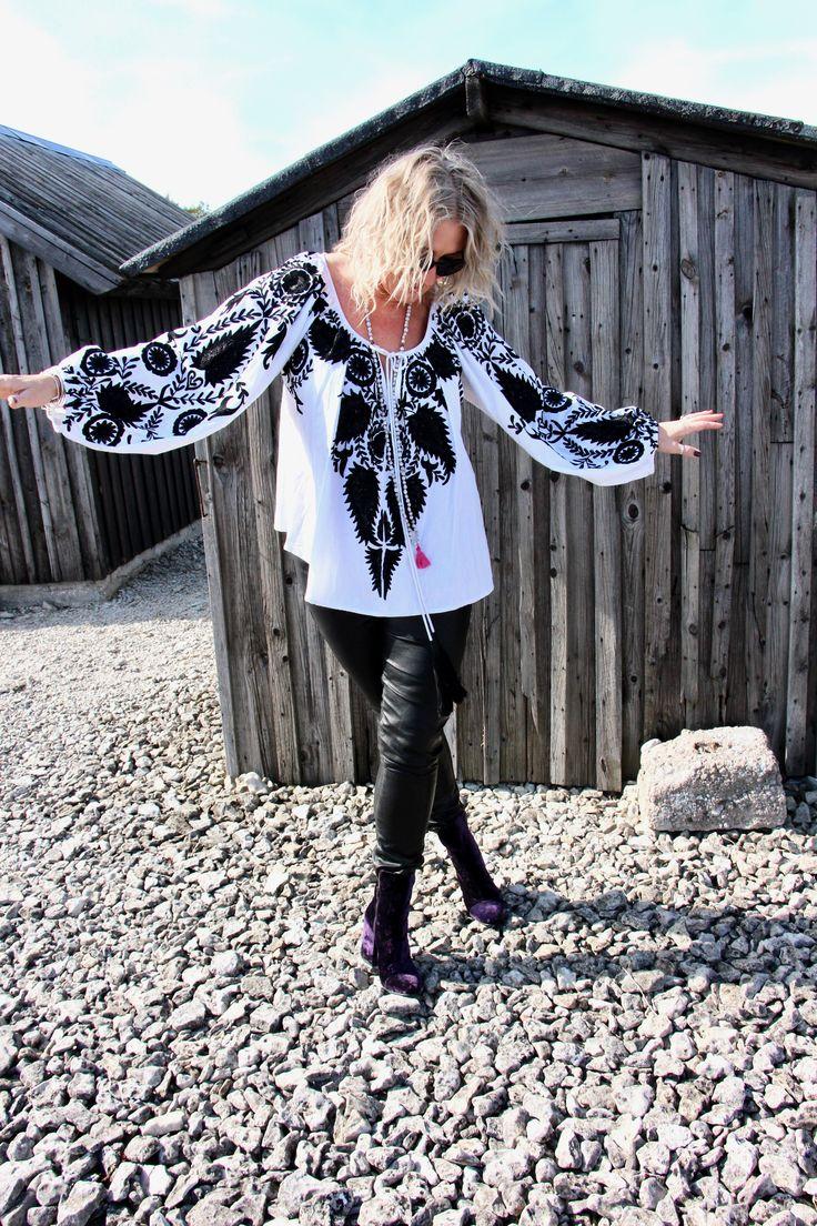 Ellis Bellis blouse via www.jenterommet.no