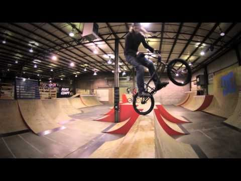 Woodward Skatepark Tour - The Kitchen - South Bend, Indiana - 2013