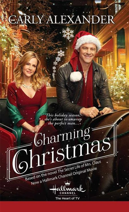 Its a Wonderful Movie - Your Guide to Family Movies on TV: Hallmark Christmas Movie 'Charming Christmas' starring Julie Benz and David Sutcliffe