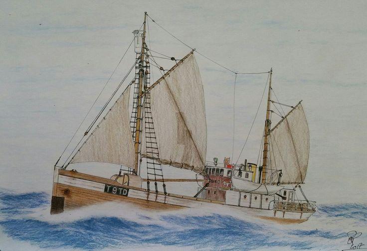 Norwegian sealer Ægir