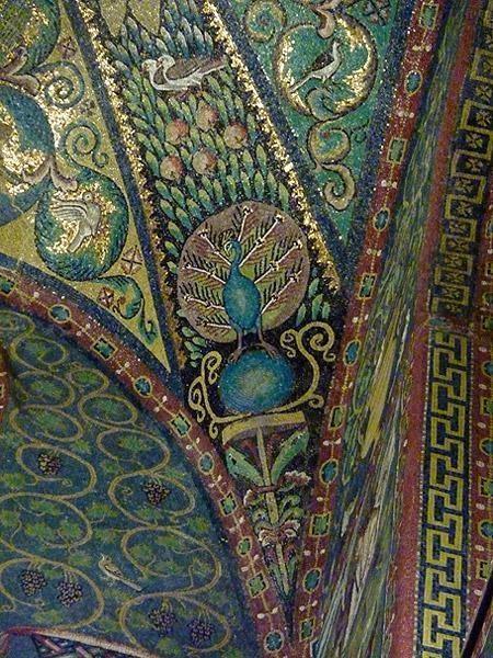 San Vitale mosaics in Ravenna