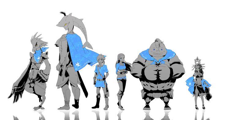 Champion descendants! Love this