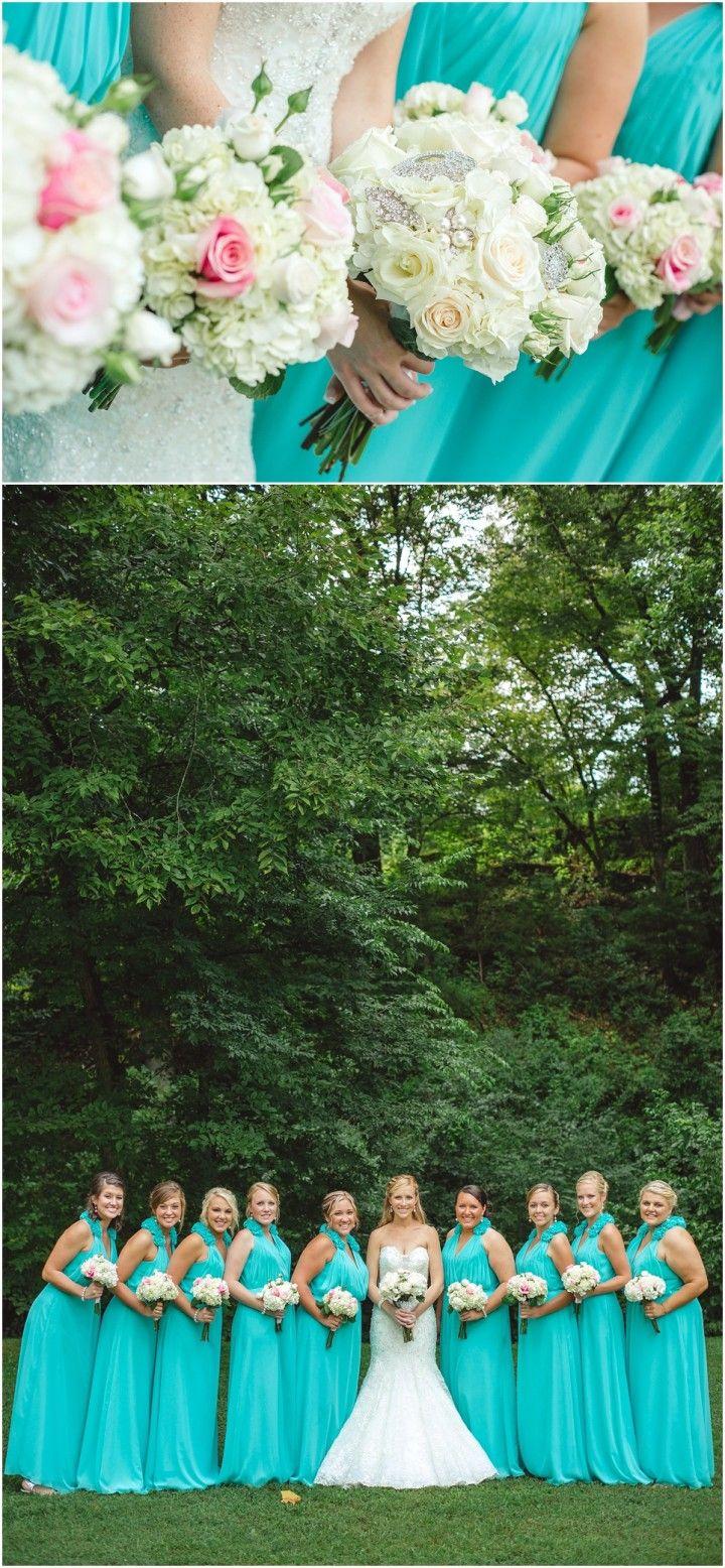 Tiffany Blue Gel Nails With Glitter: Best 25+ Tiffany Blue Flowers Ideas On Pinterest