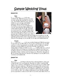 124 best images about Weddings - Vows on Pinterest