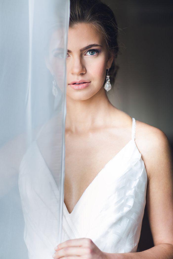 Gorgeous Fine Art Bridal Photo