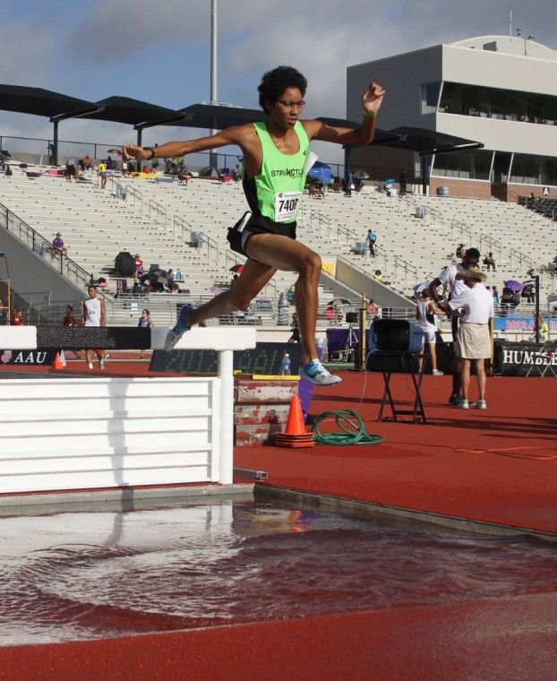 Spring athletes excel at AAU Junior Olympics