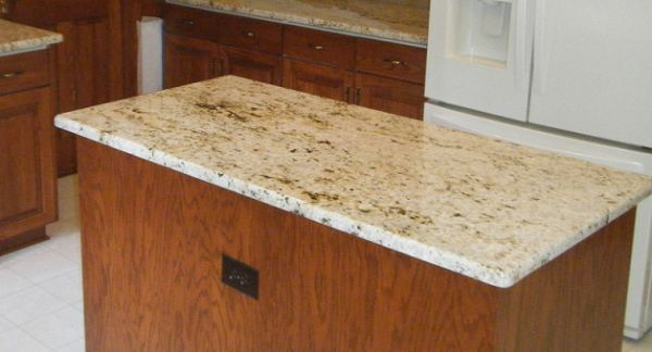 River White Granite Countertop Colonial Gold Granite