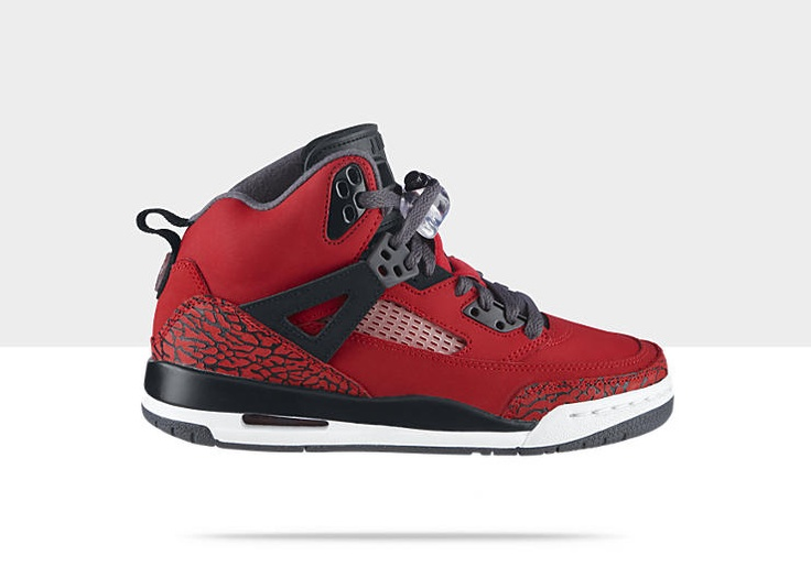 Jordan Spiz'ike (3.5y-7y) Boys' Basketball Shoe