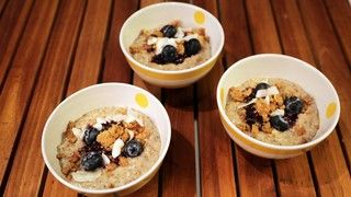 World's Greatest Oatmeal Recipe | The Chew - ABC.com