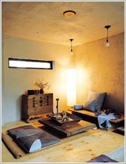 Modern Hanok interior