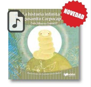 Descargar gratis audiolibro La Historia Infinita Del Gusanito Carpocapsa escrito por Luis Alberto Tamayo año 2008 en formatos WMA - MPEG4 - MP4 - WAV - MP3 - FLAC