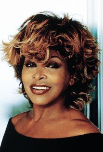 "Tina Turner ""authentic energy in motion"""