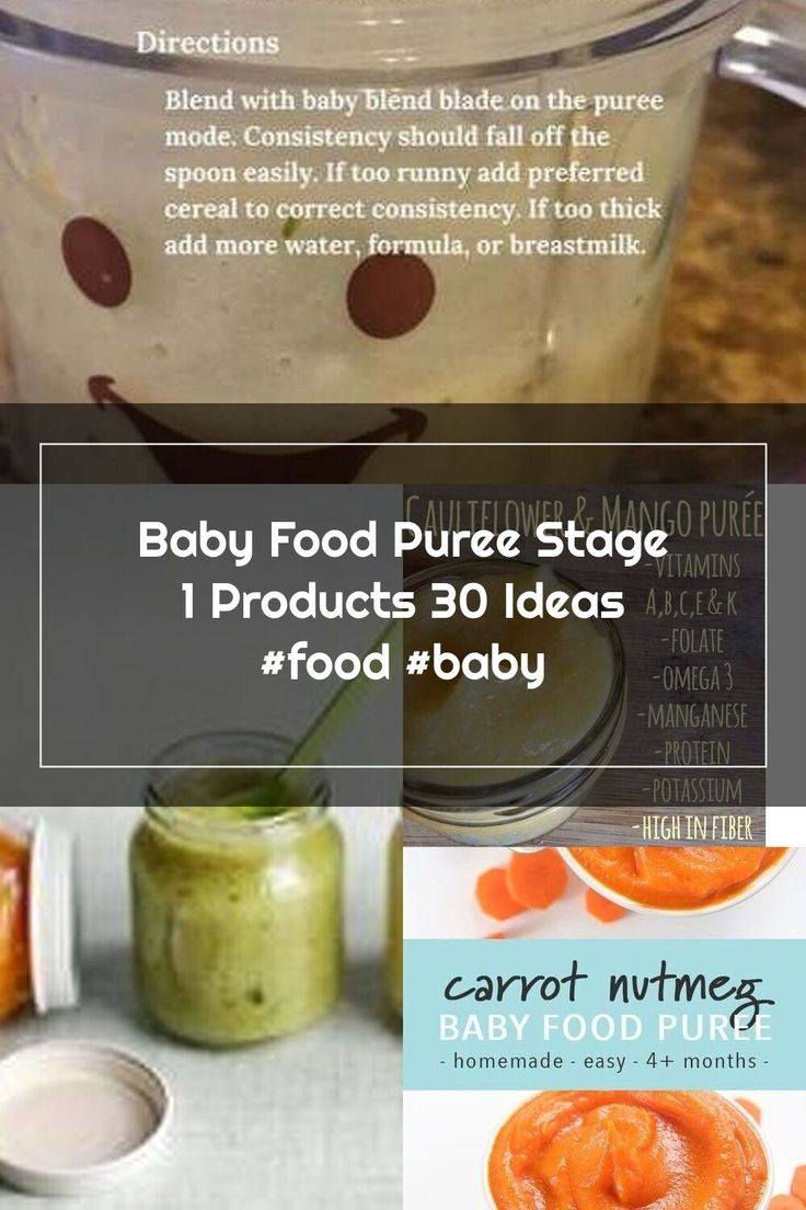 Baby food puree stage 1 products 30 ideas food baby in