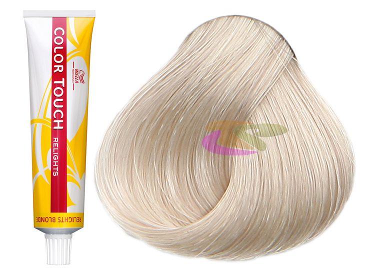 Wella - Baño de color (MATIZADOR DE MECHAS) semipermanente COLOR TOUCH Relights Blonde /86 de 60 ml + Emulsión Reveladora Gratis