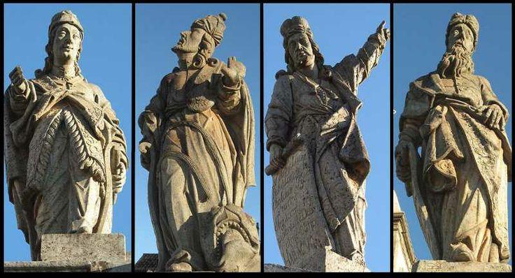 Profetas de Aleijadinho em Pedra Sabão