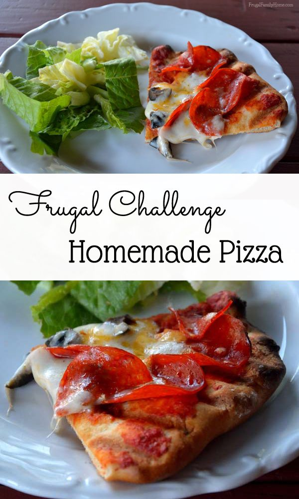 Did you know you can save over $200 a year by making pizza at home? Use my easy pizza dough recipe and you can make pizza at home faster than you can get it delivered and save money too.