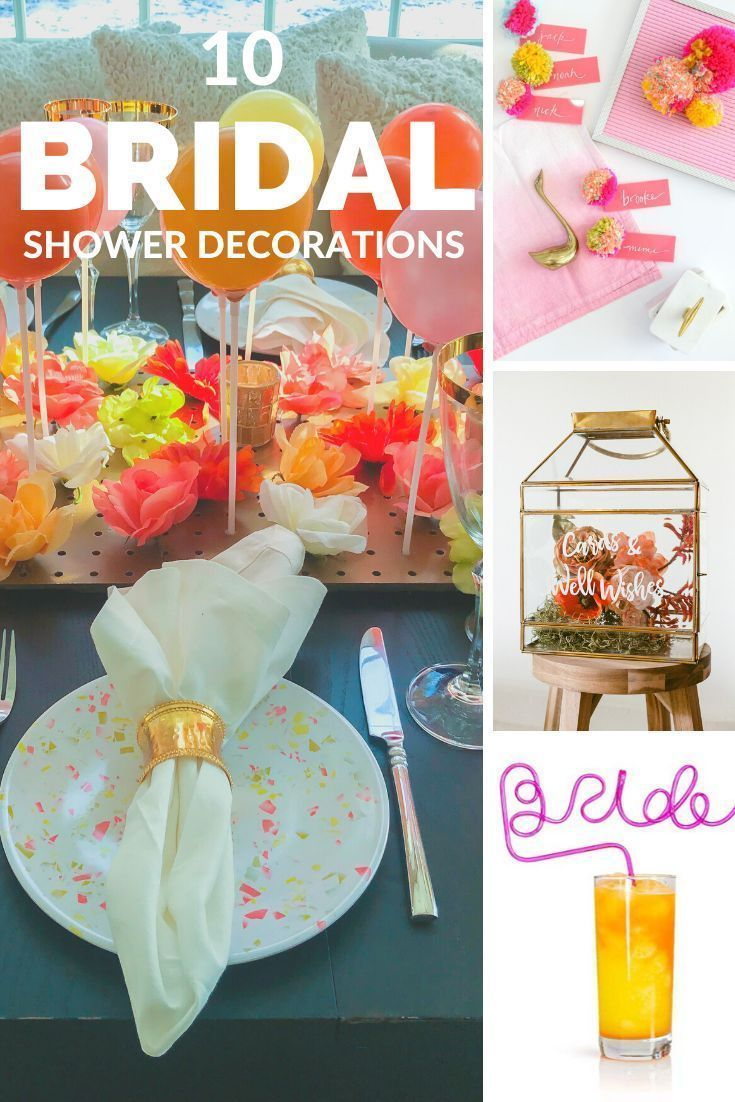 Hosting A Bridal Shower Make Your Bride To Be Dreams Come True