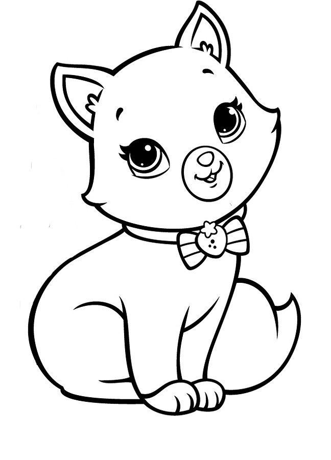 Mejores 25 imágenes de Gatos para colorear en Pinterest | Gatito ...