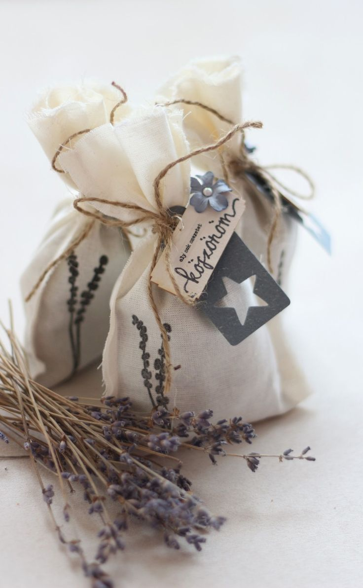lavender scent bags by Fraupester