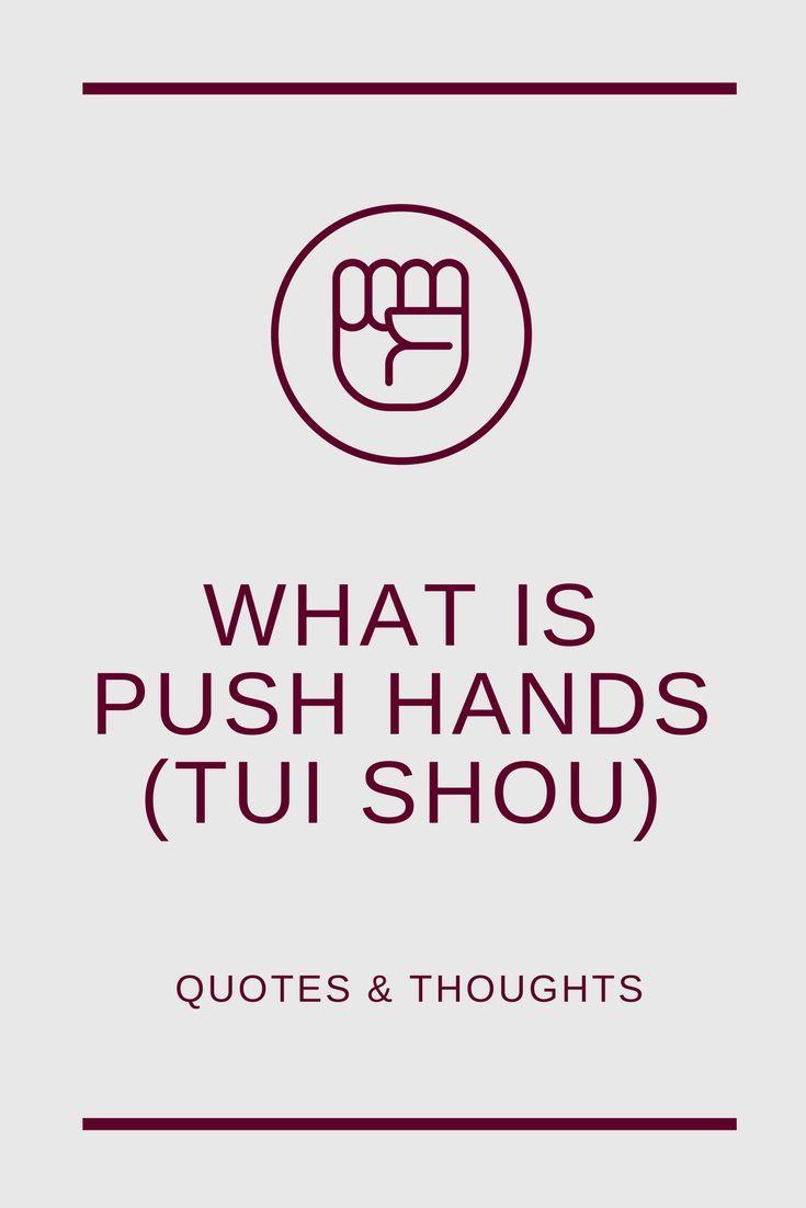 what is push hands or tui shou  #taichi #taiji #taichichuan #taijiquan #tuishou #pushhands