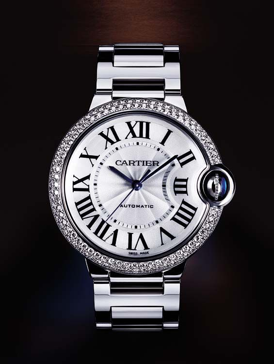 The Watch Quote: Ballon Bleu de Cartier