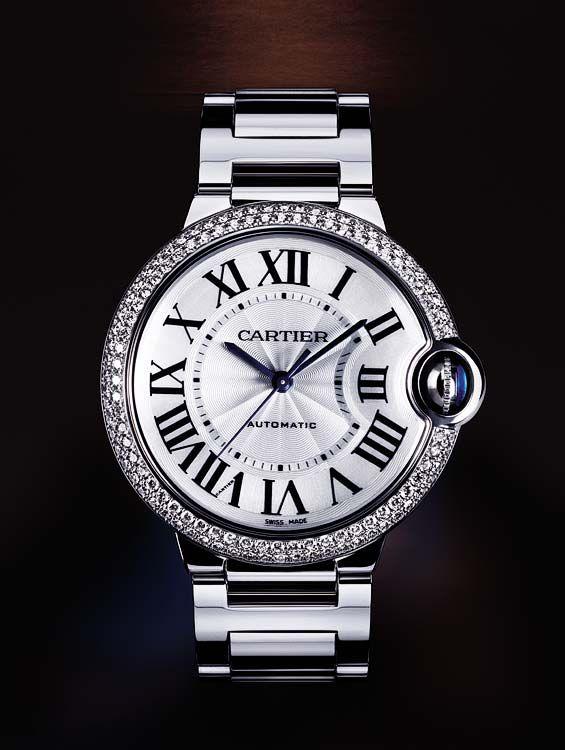The Watch Quote: Ballon Bleu de Cartier