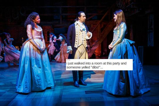 Hamilton and Texts From Last Night