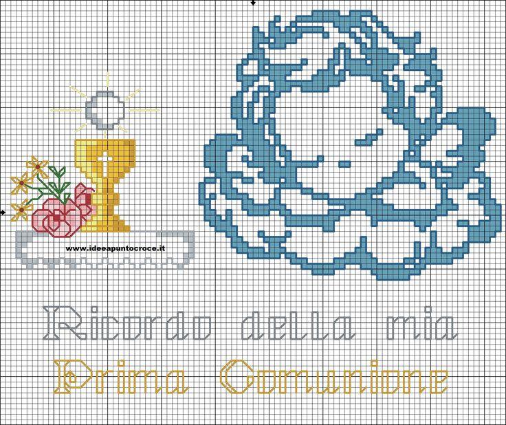 Extrêmement Oltre 25 idee originali per Prima comunione su Pinterest | Festa  FJ95
