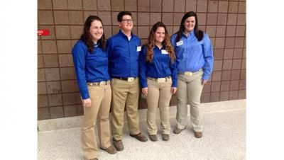 Kentucky 4-H Livestock Skillathon team wins nationals | UK College of Agriculture News