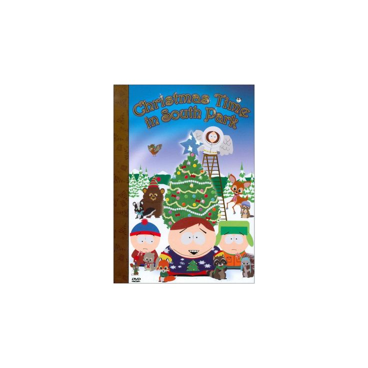 Christmas Time in South Park (dvd_video)